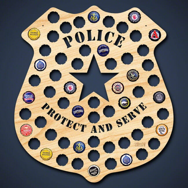 Beer Gifts for Police Officers