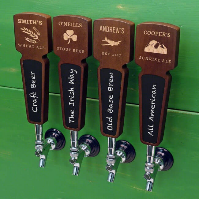 Tap Handles for Home Brewers