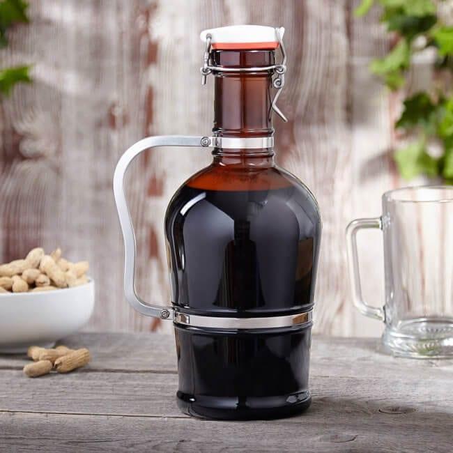 Gordon Biersch Style Beer Growler
