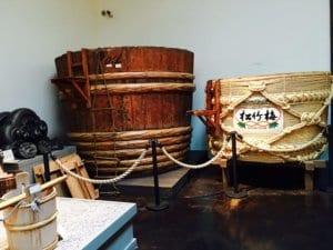 Sake Tasting Museum in California