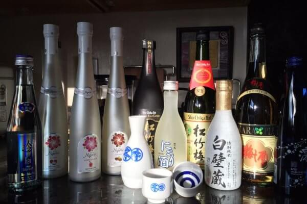Weekend Getaways: Takara Sake Tasting Room