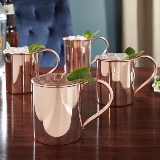Nikolay Moscow Mule Mugs Set