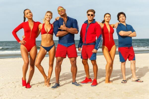 The Baywatch Drinking Game: CRAY-WATCH!