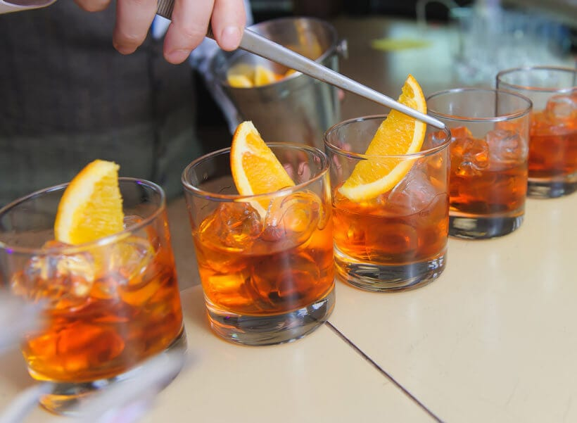 How do you make old fashioned 12