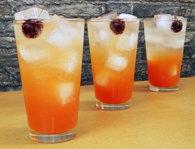 Scotch Cocktail: The Sparkling Sand