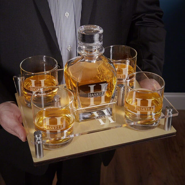 Presentation Dinner Glasses Set