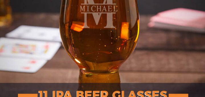 11 IPA Beer Glasses to Give Your Guests Bar Envy