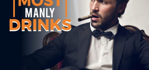 15 Most Manly Drinks