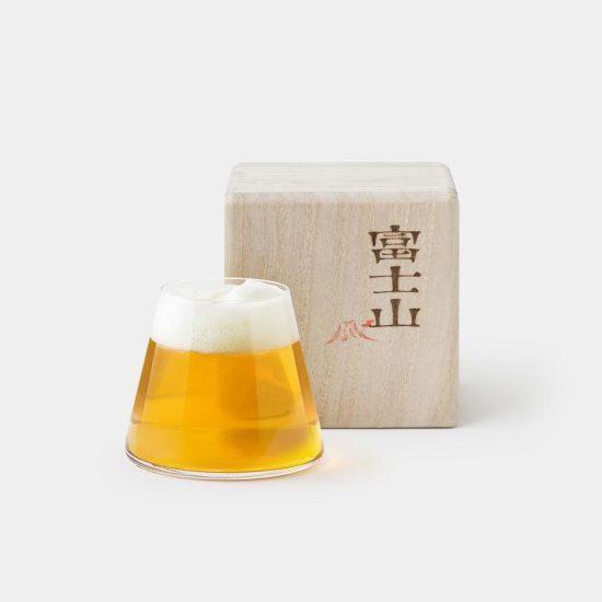 Mt. Fuji Beer Glass