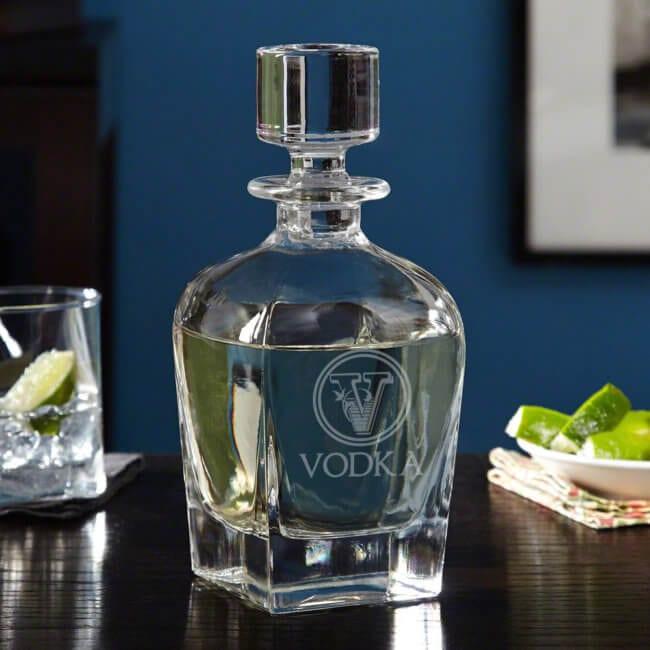Vodka Decanter