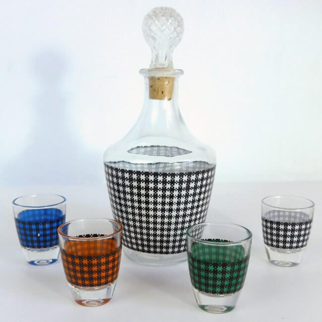 Whiskey Sipping Glasses