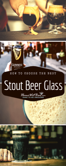 How to Choose the Best Stout Beer Glass