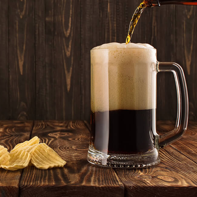 Beer Stein for Stouts and Porters