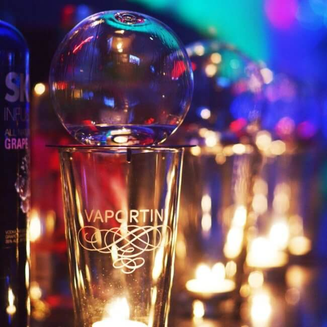 Vaportini Liquor Gift
