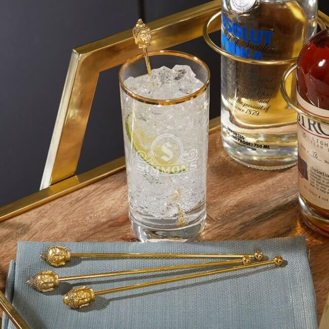Collins Glass Gift for the Drinker