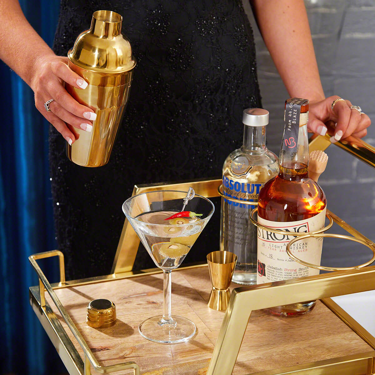 21 Best Bar Carts – This Year's Hottest New Trend