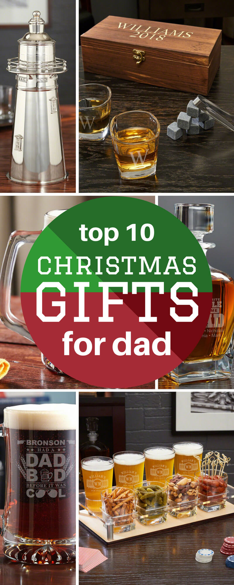 Sharp Christmas Gifts for Dad