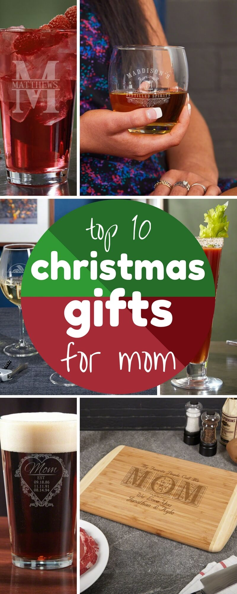 Wonderful Christmas Gifts for Mom