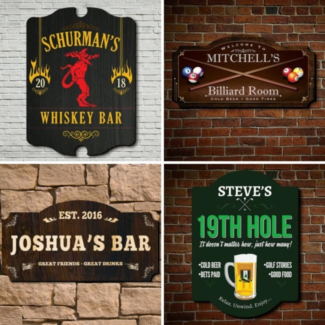 Signs for Groomsmen