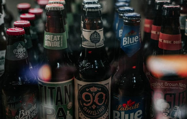 Vegan Beer List