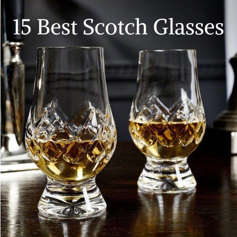 The 15 Best Scotch Glasses