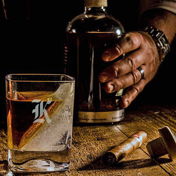 Whiskey Wedge Tumbler