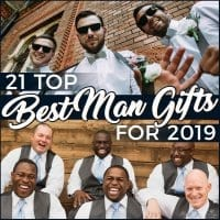 21 Top Best Man Gifts for 2019