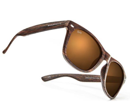 Shady Ray Wood Sunglasses