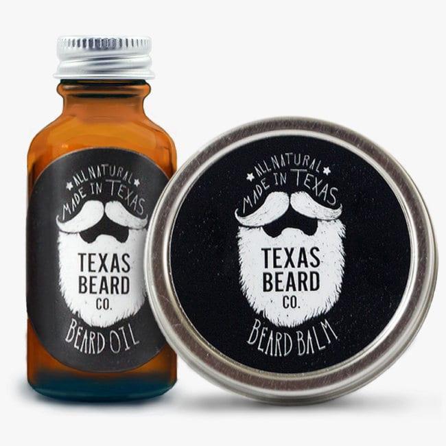 Beard oil best man gift