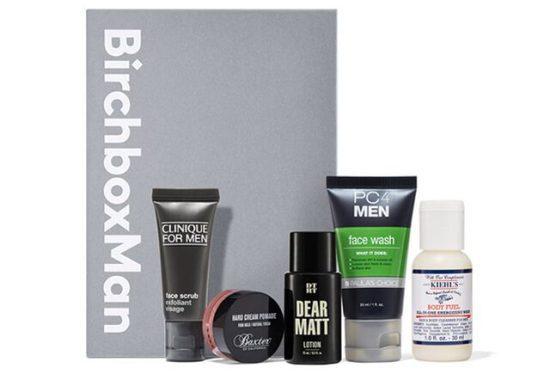 Birchbox for Men