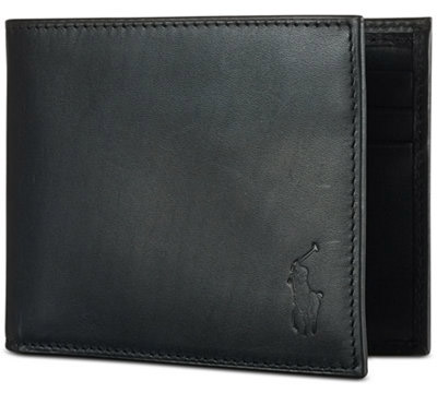 Leather Wallet 40th Gift