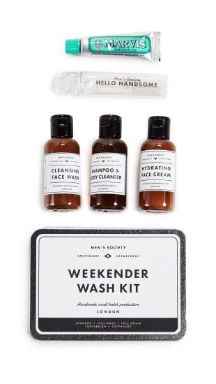 Weekend Wash Travel Kit