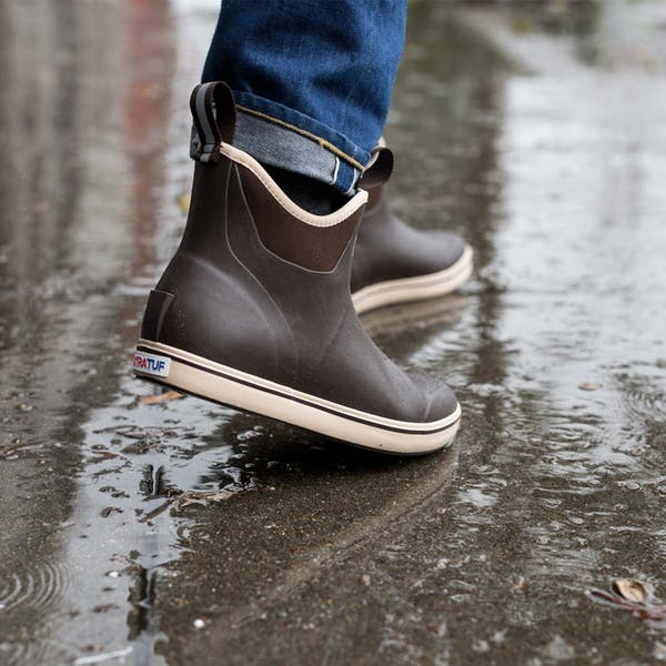 Weather Proof Boots for the Best Man