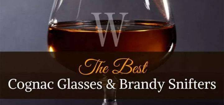 21 Best Cognac and Brandy Snifter Glasses