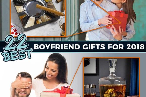22 Best Boyfriend Gifts for 2018