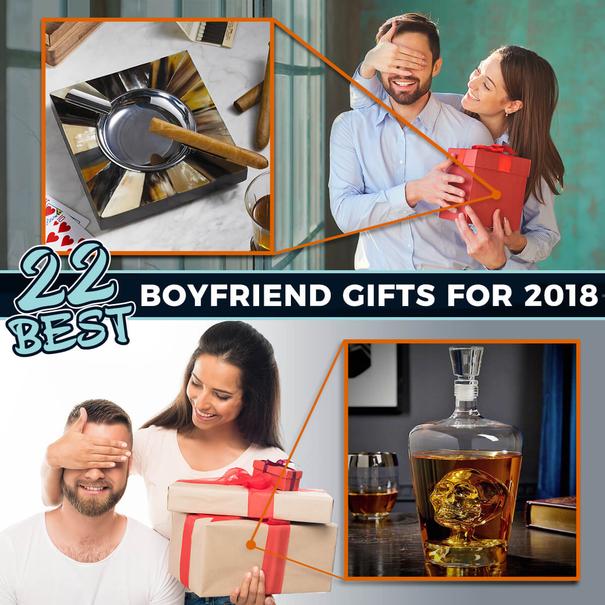 23 Gifts For My Boyfriend S 23rd Birthday: 22 Best Boyfriend Gifts For 2018