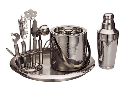Mixologist Tools Father's Day Gift Set