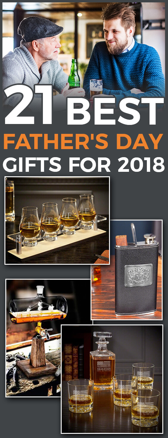 21 Best Fathers Day Gifts 2018