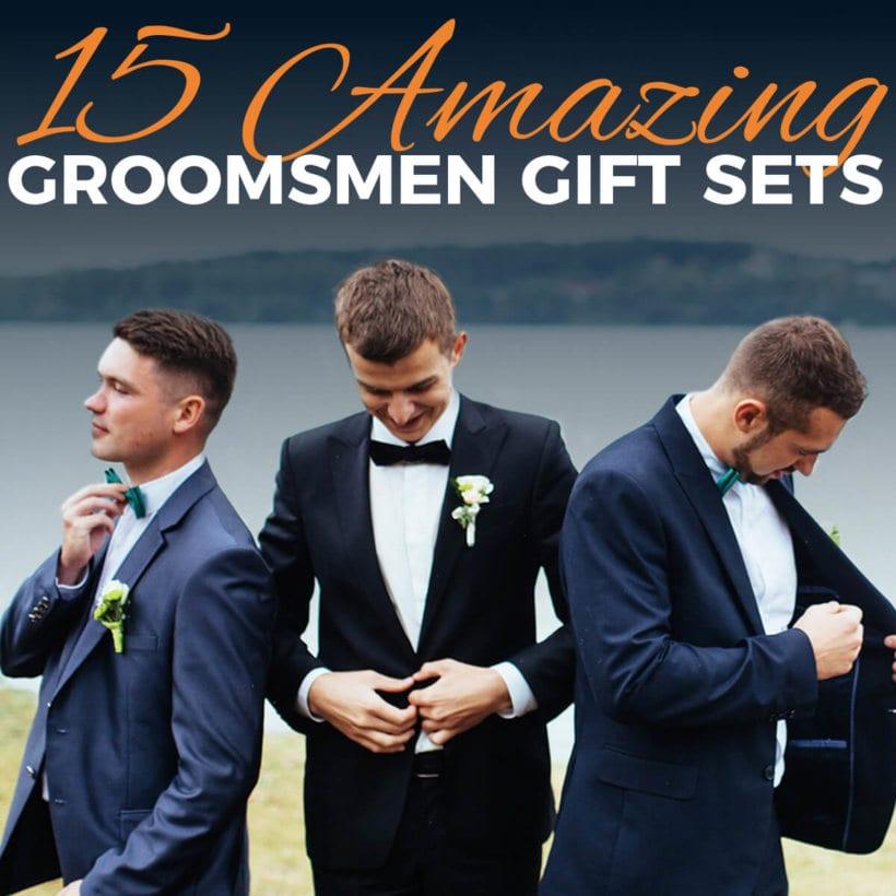 15 Amazing Groomsmen Gift Sets
