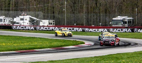 MINI Racing at Mid-Ohio