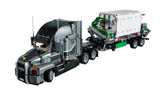 Technic Mack Truck