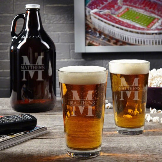 Beer Lovers Growler Set