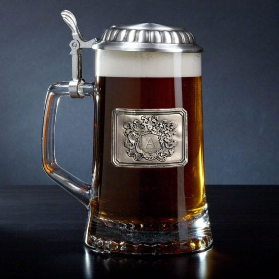 Royal Beer Stein – For the Dad who Loves his Beer