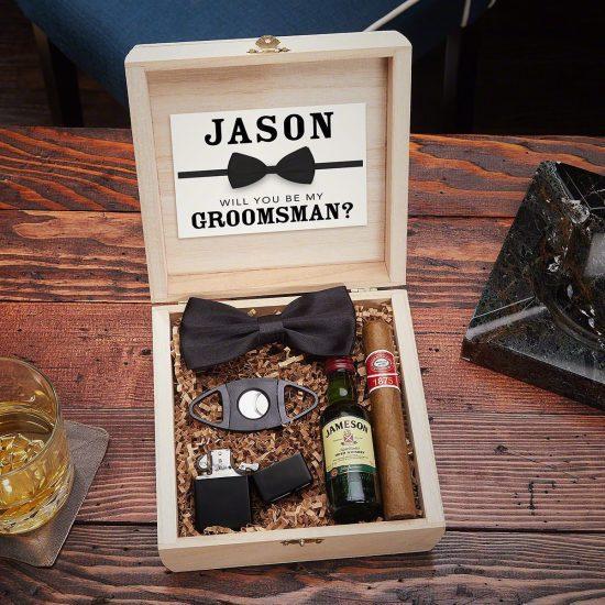 Cigar Aficionado Groomsmen – We Have You Covered