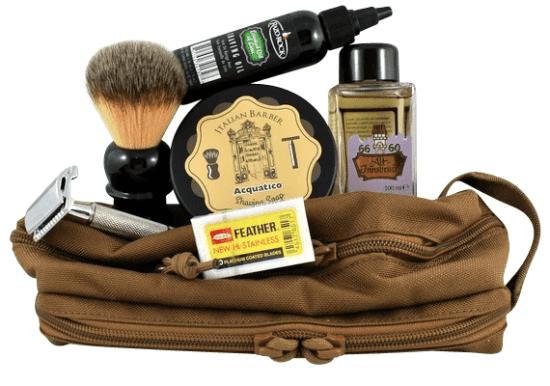 Custom Shaving Kit