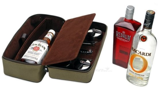 Travel Bar – For the James Bond Loving Dad