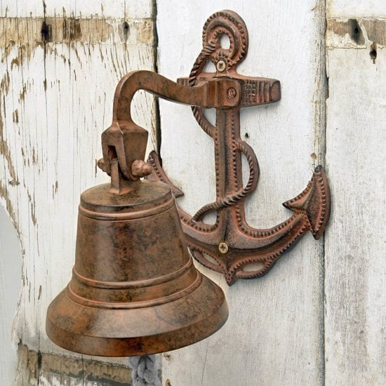 A Nautical Ship Bell – For the Sea Loving Dad