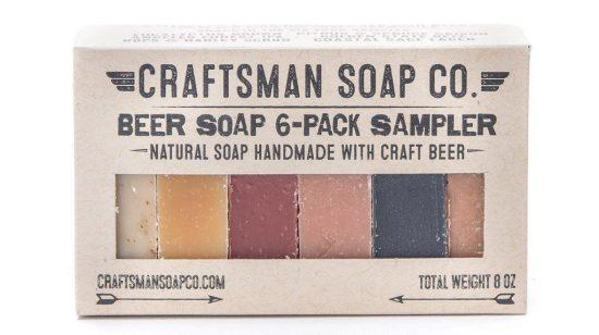 Beer Soap Sampler
