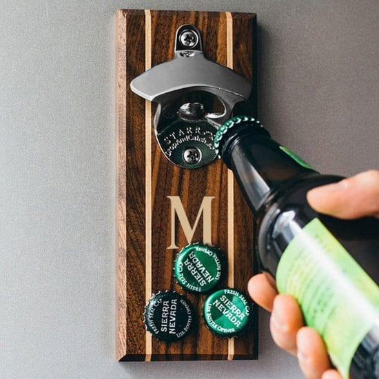 Mighty Magnetic Bottle Opener