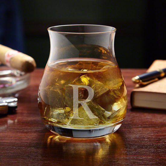Canadian Whisky Glencairn Glass